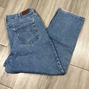 LL Bean Double L Jeans Natural Fit Hidden Comfort